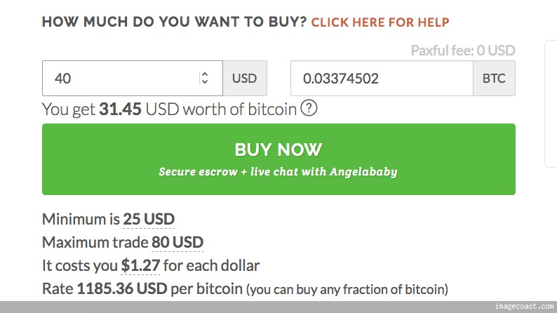 How to buy bitcoin paxful method irresistibly ivy cincinnati do not click buy now unless youre ready never start a transaction unless you have read the sellers rules and have everything they require ccuart Images