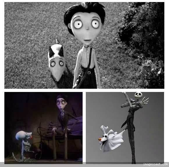 Thread: Frankenweenie, Corpse Bride and Nightmare Before Christmas