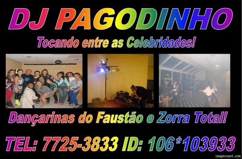 DJ PAGODINHO - SOM E ILUMINAÇÃO Older1