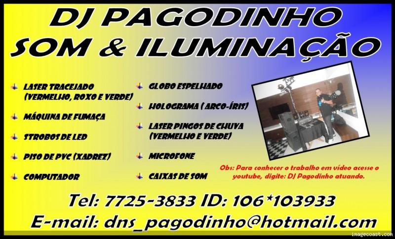 DJ PAGODINHO SE APRESENTANDO. Older3