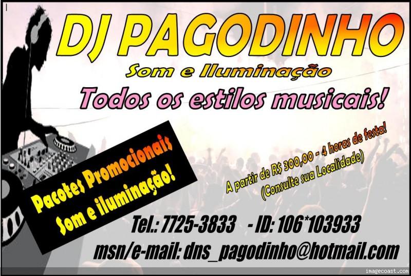 DJ PAGODINHO - SOM E ILUMINAÇÃO Older4