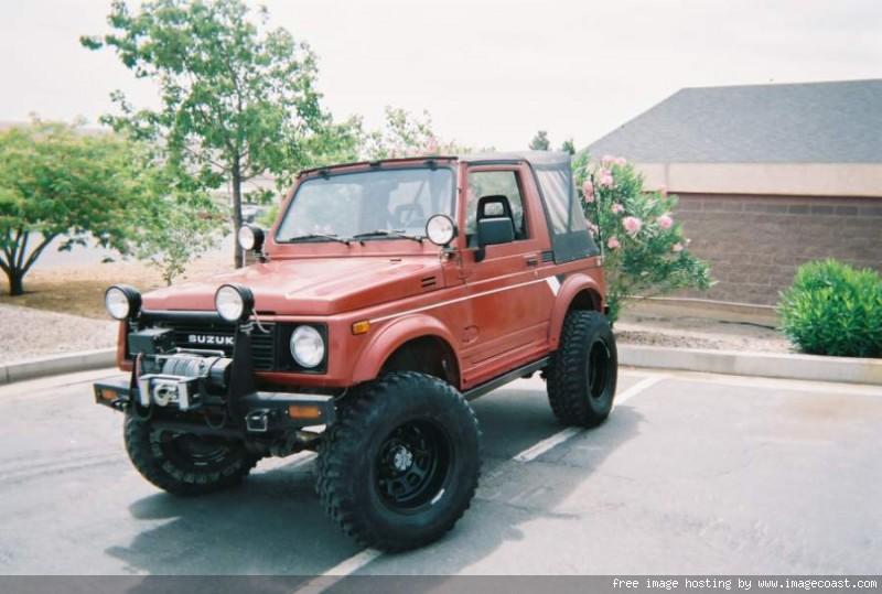 1988 Suzuki Samurai-ready To Go