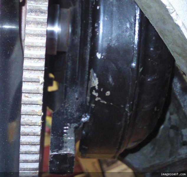 torque converter to flexplate problems - LS1TECH - Camaro